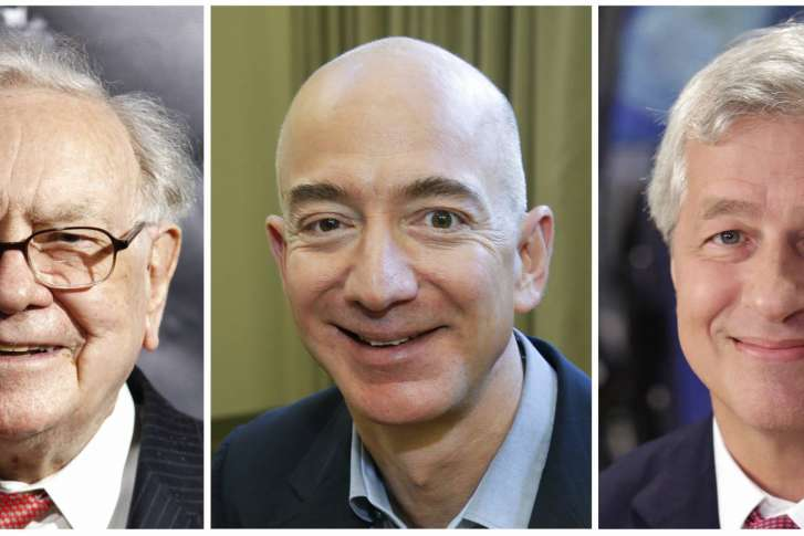 Amazon Buffett And Jpmorgan Join Forces On Health Care Wtop